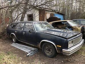 1982 Malibu Wagon