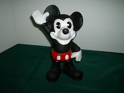 Mickey Mouse Bank Vintage Cast