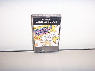 BEST OF VANILLA FUDGE CASSETTE (Vanilla Fudge Best Of Vanilla Fudge)