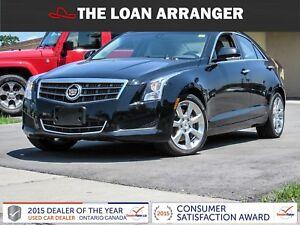 2013 Cadillac ATS 4