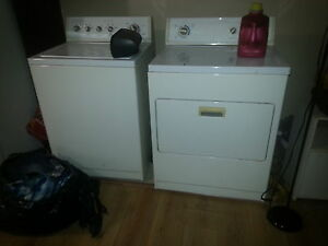 laveuse/secheuse  washer and dryer kitchen aid