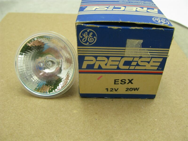 GE ESX 20W 12V Projection Bulb / Lamp