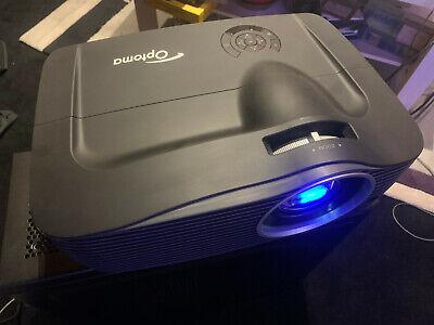Optoma HD151x gebraucht nur 72 Lampenstunden