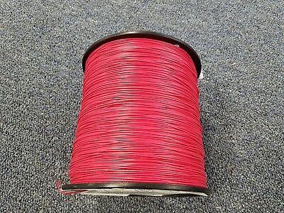 Red 24 Awg Gauge Stranded Hook Up Wire Kit 1000 Ft Ea Reel Ul1007 300 Volt