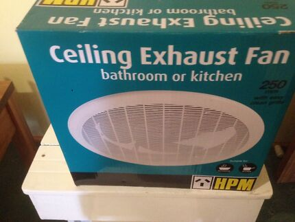 Hpm ceiling exhaust fan. Bathroom or kitchen .New Picnic Point Bankstown Area Preview