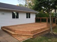 Decks, Fences & Sheds