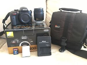 New Nikon D3400  Bundle $600 if gone today