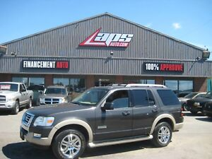 Ford Explorer 4 RM,  Eddie Bauer, 8 PLACES
