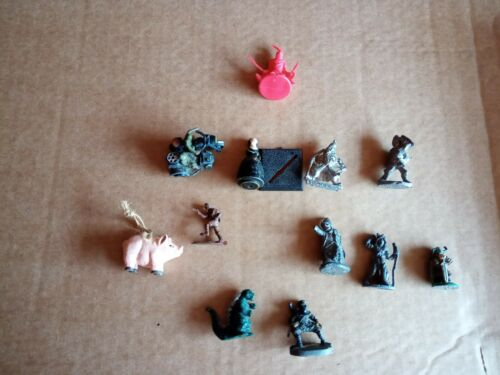 Ral Partha Miniatures 70s, Godzilla Toho Miniature & More