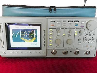 Tektronix Tds784d Opt 131fhd2c2f2m3c4c 1ghz 4gss