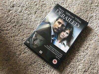 Derailed, DVD, Clive Owen, Jennifer Aniston, Vincent Cassel