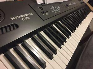 Digital piano :Hemingway -Dp101 West Wodonga Wodonga Area Preview