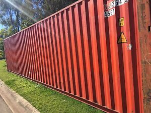 Shipping container Beenleigh Logan Area Preview
