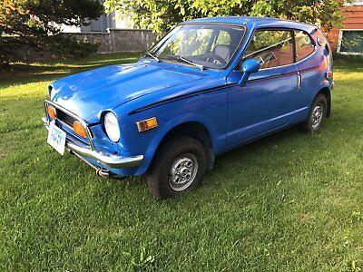 1972 Honda Other  1972 Honda Z600