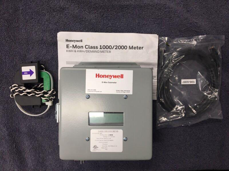 E-Mon D-Mon E10-227725-JKIT Single Phase 25 Amp KWH Meter By Honeywell