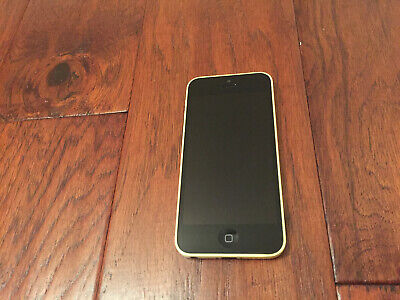 Apple iPhone 5c - 8GB - Yellow (Unlocked) A1532. Great Condition