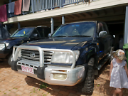 Toyota landcruiser 100 series Sahara Eimeo Mackay City Preview