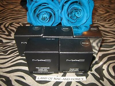 MAC Paint Pot Authentic New In Box *SELECT SHADE FROM DROP DOWN (Shades Menu)
