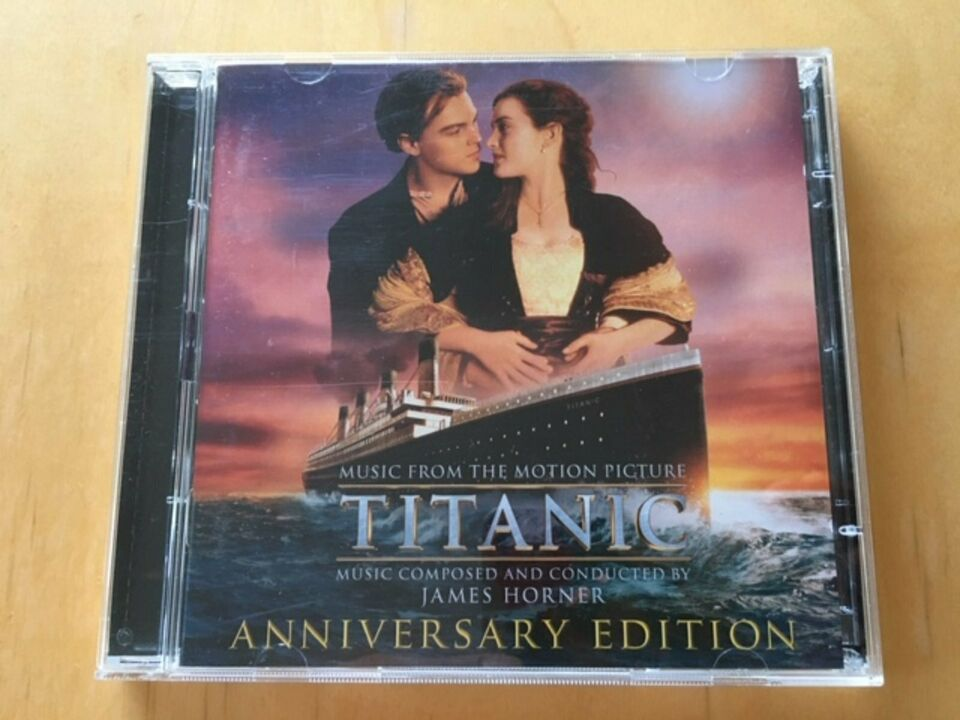 Titanic Soundtrack - Anniversary Edition - James Horner - 2 CDs in Fulda