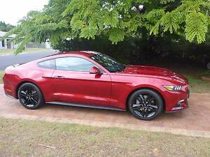2017 Ford Mustang Coupe 2.3 turbo Dundowran Beach Fraser Coast Preview