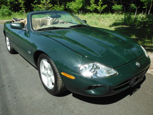 Image 1 of Jaguar: XK8 Convertible…