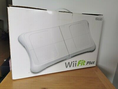 Nintendo Wii Fit & Wii Fit Plus With Balance Board *NEW*