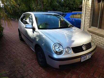 VW Polo 2004