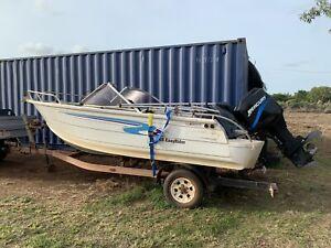 Urgent sale - Stacer boat