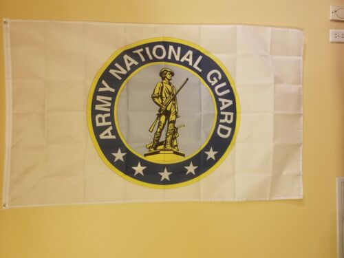 Army National Guard 3 x 5 Flag #38