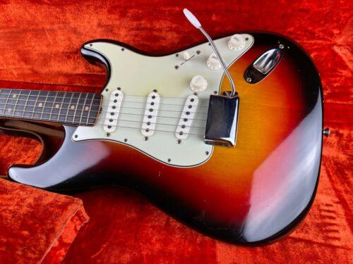 Original 1963 Fender Stratocaster