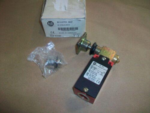 Allen Bradley Key Interlock Switch 802F-R60M2  NEW IN BOX