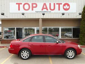 2007 Ford Five Hundred Limited AWD, LIMITED LOADED !