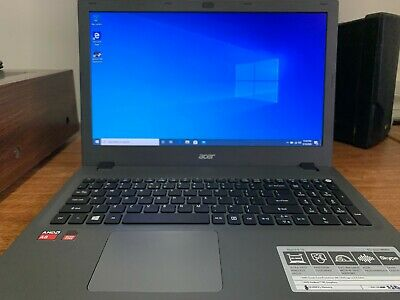 "Acer Aspire E 15 - 15.6"" Win10 AMD Quad-Core Radeon R5 8GB DDR3-1600 500GB  SSD"