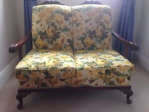 1930's lounge suite West Moonah Glenorchy Area Preview