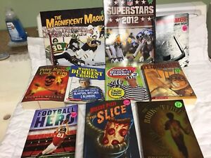 Sports and Adventure Books