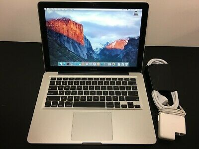 "Apple MacBook A1278 Intel Core 2 Duo P7350 2.00GHz 6GB 250GB 13.3"" MB466LL/A"