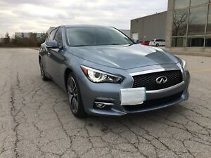 2015 Q50 LIMITED EDITION, ALL WHEEL DRIVE, CAMERA |Warranty.