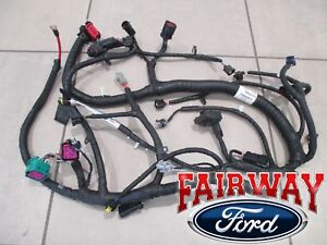 ford engine wiring harness | ebay ford focus engine wire harness 05 ford escape 3 0 engine wire harness diagram #9