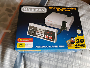 Nintendo NES Classic Mini Brand New Doncaster Manningham Area Preview