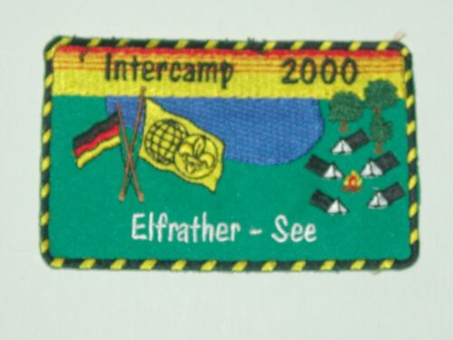 Intercamp 2000 Elfrather - See