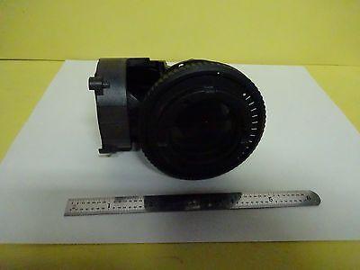 Microscope Part Illuminator Lens Iris Labophot Nikon Japan As Is Binx7-25