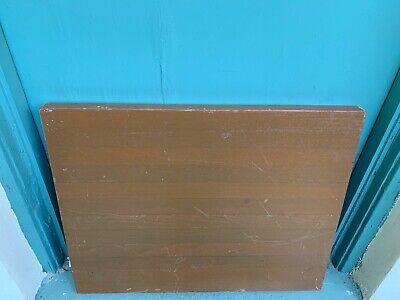 Butcher Block Restaurant Table Top Oak Wood 30l X 24w X 1.75 Thick Hd