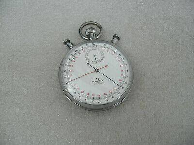 Vintage Omega Split Second Stopwatch