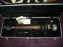 Electric Guitar, Hard Case, Amp, Effects Pedal and accesories Belmore Canterbury Area Preview