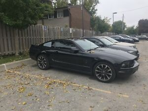 2008 Ford Mustang Pony Package