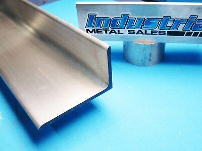 6061 T651 Aluminum Angle 3 X 5 X 12 Long X14 Thick--5 X 3 X .250 Angle