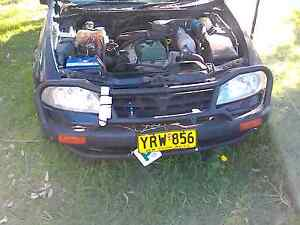 Ford falcon ute 2001 Maraylya The Hills District Preview