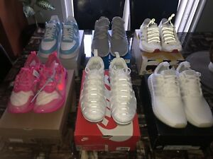 All Brand New Size 10.5 Nike/Adidas