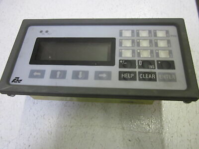 Red Lion Controls Ocp20000 2898 Operator Inter Race Used