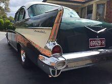 1957 Chevrolet Bel Air Lilydale Yarra Ranges Preview